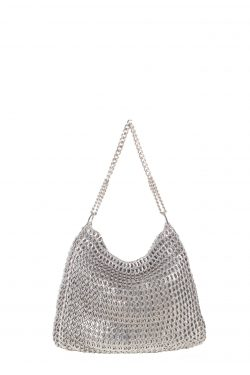 Jany bag with chain and flap