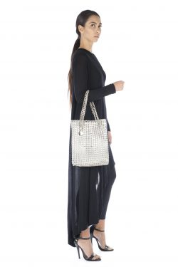 Nete Bag With Chain