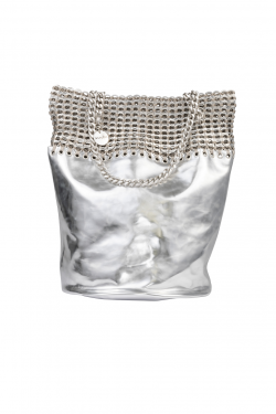 Terry Eco Silver Bag