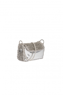 Robertina Eco Silver Bag