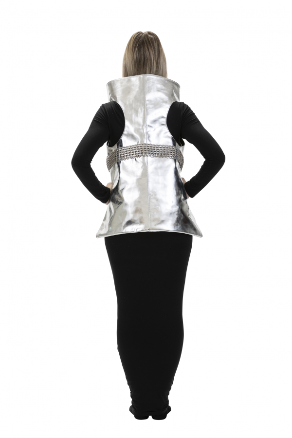 Gillet Eco Silver Bag