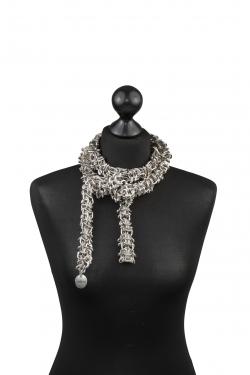 Torchon 4 Necklace